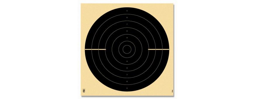Pistolenscheibe